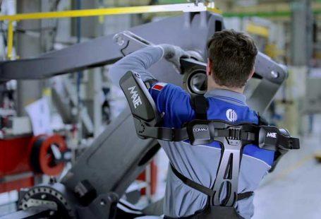 Più sicurezza e meno fatica sul lavoro con gli esoscheletri