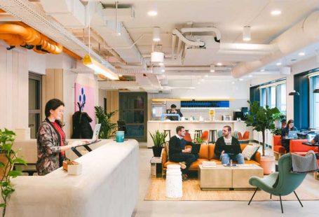 Coworking, in crescita il trend degli uffici condivisi