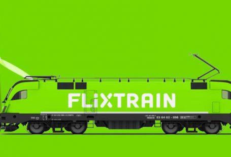 FlixTrain, il trasporto su rotaia diventa green & smart