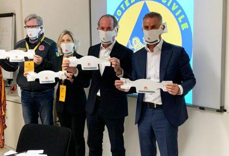 Grafica Veneta, 2 milioni di mascherine gratis alla popolazione