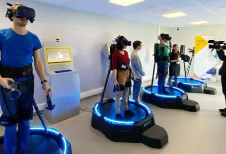 La realtà virtuale per la sicurezza sul lavoro