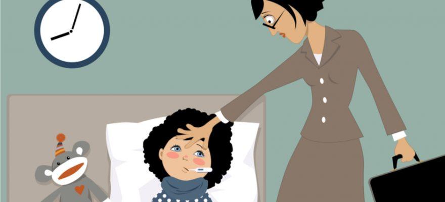 Le tutele per i lavoratori con figli contagiati o in quarantena