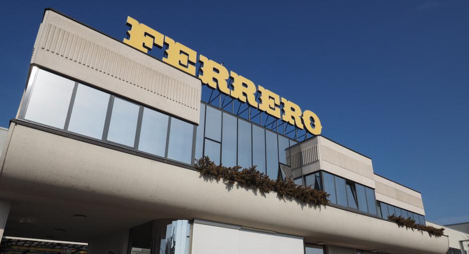 Ferrero, ai lavoratori un bonus di 2100 euro