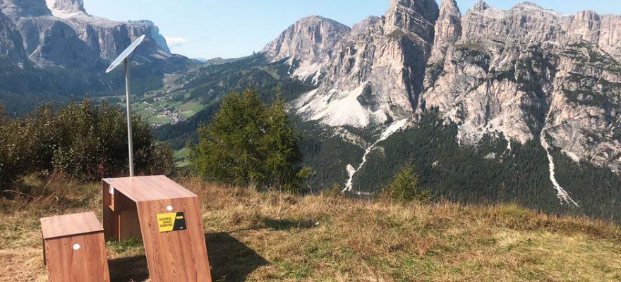 smart-working-in-montagna presso Movimënt in Alta Badia