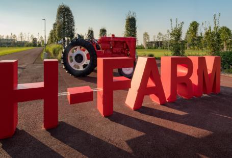 Inaugurato campus di H-Farm