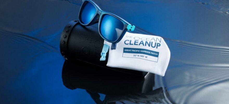 """Safilo lancia gli occhiali """"salva oceani"""" con The Ocean Cleanup"""