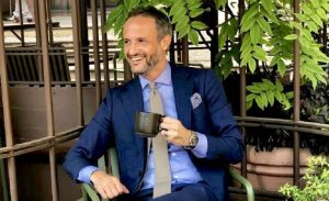 (In foto Giampaolo Grossi, General Manager Starbucks Italy)