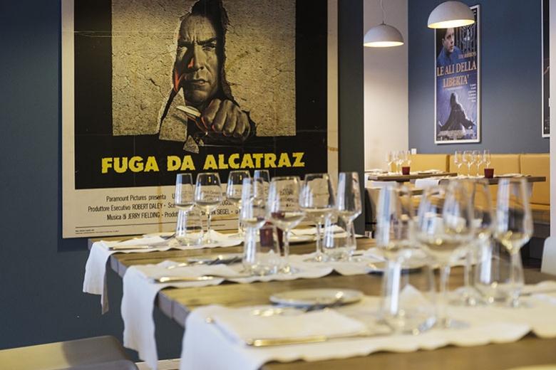 """Il ristorante """"InGalera"""" a Bollate"""